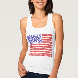 Girly Reagan Bush 84 Volunteer T Shirts
