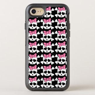 Girly skull OtterBox symmetry iPhone 8/7 case