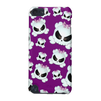 Girly Skullz iPod Touch 5G Cases