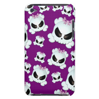 Girly Skullz iPod Touch Cases