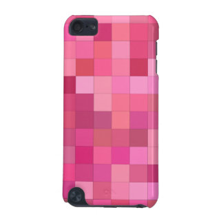 Girly squares iPod touch 5G cover