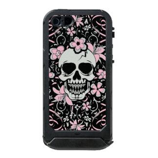 Girly Vintage Skull Incipio ATLAS ID™ iPhone 5 Case