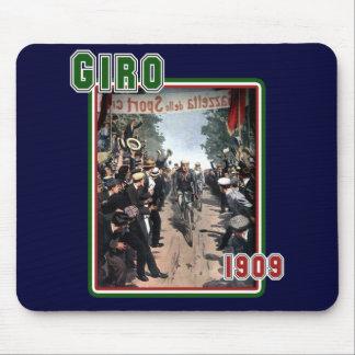 Giro 1909 Italia Cycling Gift Mousepads