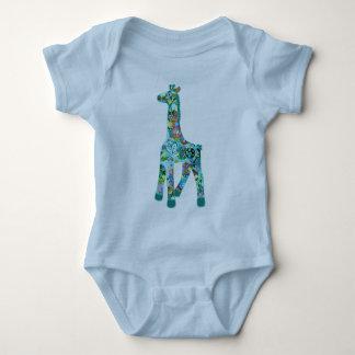 Girraffe for Oliver Baby Bodysuit