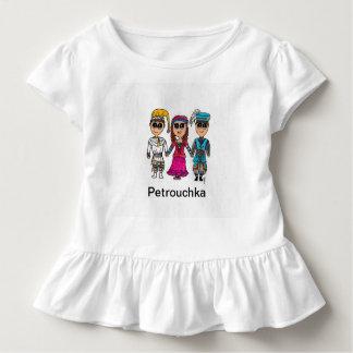 Girs Gida Petrouchka LINE of bodies Toddler T-Shirt