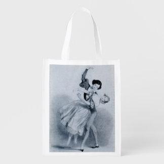 Giselle Reusable Grocery Bag