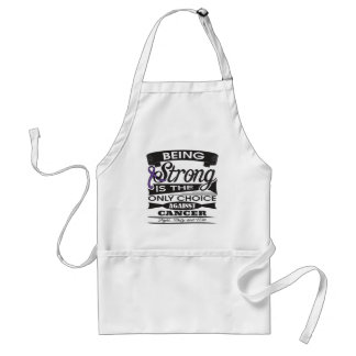 GIST Cancer Strong is The Only Choice Aprons