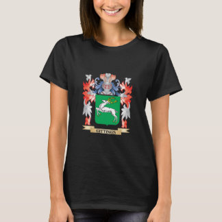 Gittings Coat of Arms - Family Crest T-Shirt