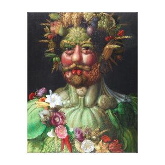 Giuseppe Arcimboldo Vertumnus Canvas Print