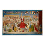 Giuseppe Verdi's Aida Print