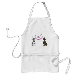 Give a Dog A Home Standard Apron