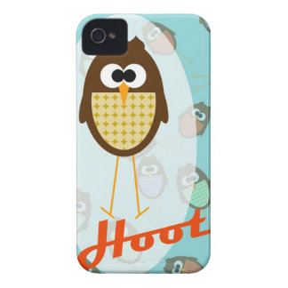 Give a Hoot iphone 4 Case