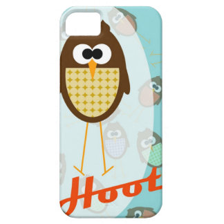 Give a Hoot iphone 5 Case