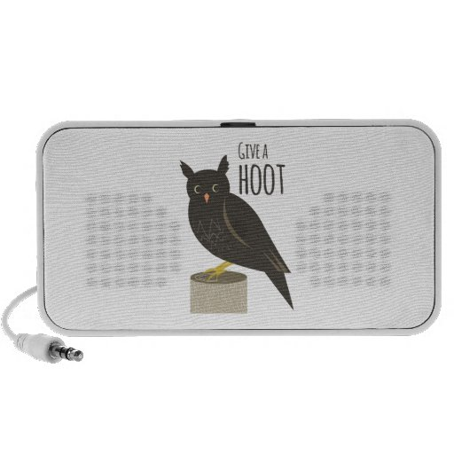 Give a Hoot Speaker System