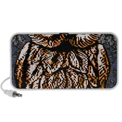 Give a hoot iPod speakers