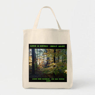 Give A Little Tote Bag