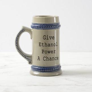 Give Ethanol Power A Chance Coffee Mugs