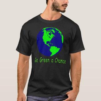 Give Green a Chance T-Shirt