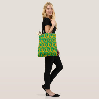 Give Green Peace A Chance Tote
