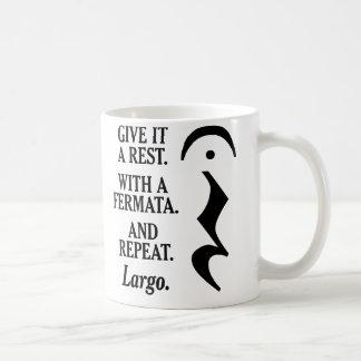 Give it a Rest Coffee Mug
