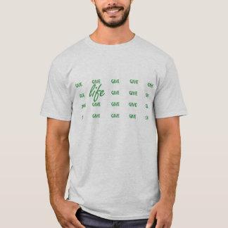 Give Life Array T-Shirt