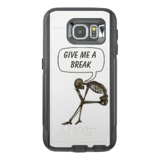 Give Me A Break Cell Phone Case