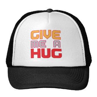 give me a hug cap