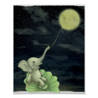 Give me a string, I will fly to the Moon! Poster