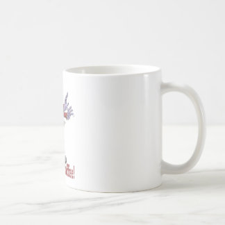 Give me coffee! coffee mug