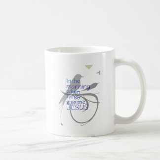 Give Me Jesus Praise and Worship Design Coffee Mug