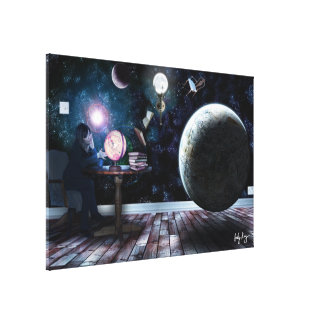 Give me some Space (Canvas) Canvas Print