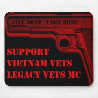 Give None Take None Diamond VNV/LV MC Mouse Pad