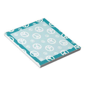 Give Peace a Chance 2 Memo Pad