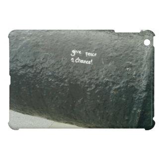 Give Peace A Chance iPad Mini Case