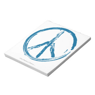 Give Peace a Chance Note Pad