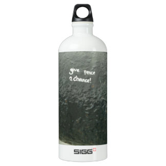 Give Peace A Chance SIGG Traveller 1.0L Water Bottle