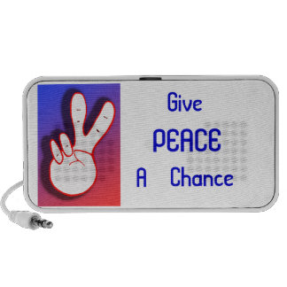 Give Peace a Chance Speaker
