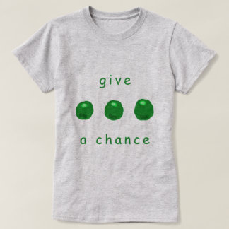 Give Peas A Chance #2 T-Shirt