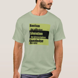 Give Racism the Boot! T-Shirt