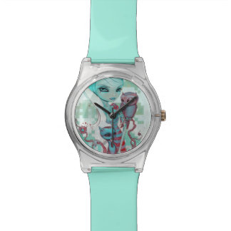 Gives A Hoot Wristwatch