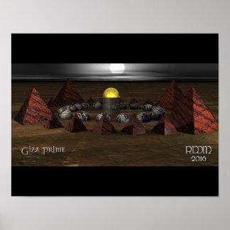 Giza Prime Poster
