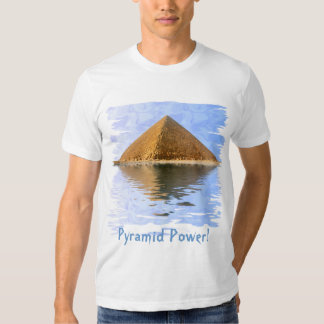 Giza Pyramid of Egypt T-shirts