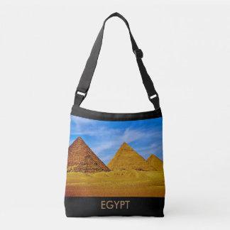 Giza Pyramids Crossbody Bag