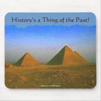 Giza Pyramids of Egypt History-Lover's Mousepad