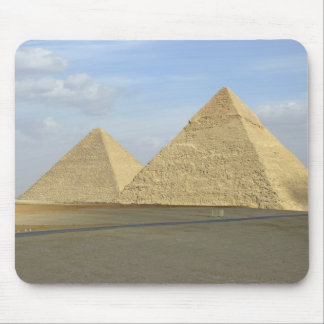 Giza Pyramids Photo Mousepads