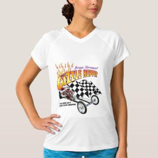 Gizzle Hopper Ladies Performance Sleevless Shirt