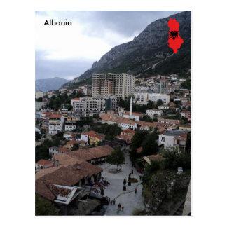 Gjirokastër, Albania - Shqipëria Postcard