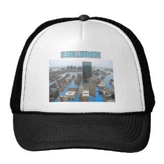 Glacial Minimum Mesh Hat