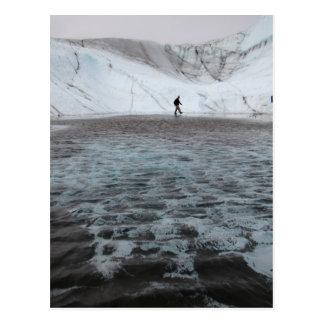 Glacial Pool Postcard