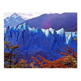 Glaciar Perito Moreno Postcard